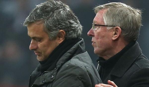 Ferguson-Mourinho