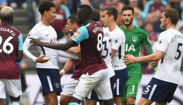 West Ham and Spurs