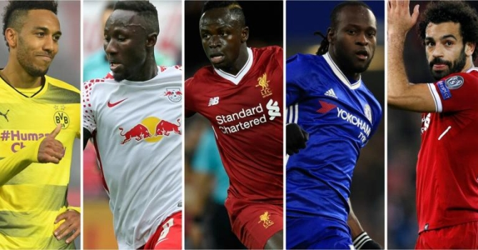 African Footballer of the Year 2017