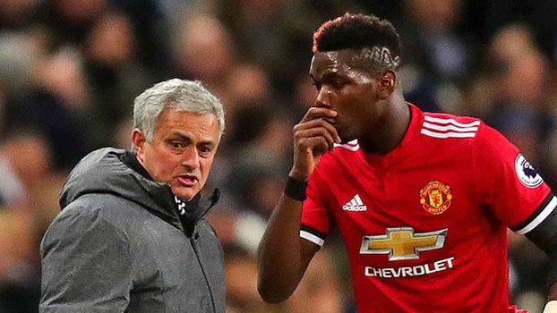 """[lead]Paul Pogba ordered to stop talking about Jose Mourinho[/lead] Paul Pogba has appeared to suggest that he has been gagged by Manchester United from speaking to the press about his relationship with Jose Mourinho. The France international has admitted in the early stages of this season that he is unhappy with his role in the Red Devils' setup. Pogba has fallen short of stating that he wants to quit Old Trafford, but his words to the media have done little to ease the tension that has grown between him and Mourinho. According to The Mirror, Pogba has now made clear that he is not allowed to answer any questions relating to his manager. """"I can't talk, I am not allowed to talk. I want to, but they won't let me. They have told me not to talk,"""" he is quoted as saying. Barcelona and Juventus are reportedly among the clubs keeping an eye on Pogba's situation."""