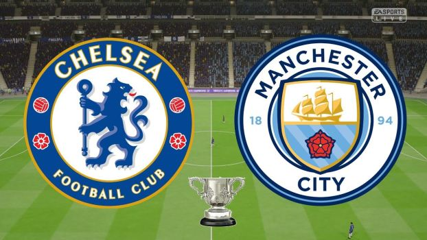 Carabao Cup 2019 Chelsea Man city